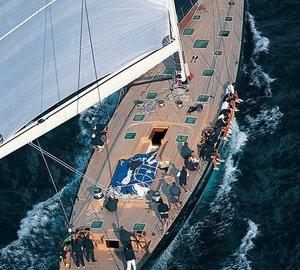 Yacht KAURIS III Wally CHARTERWORLD Luxury Superyacht